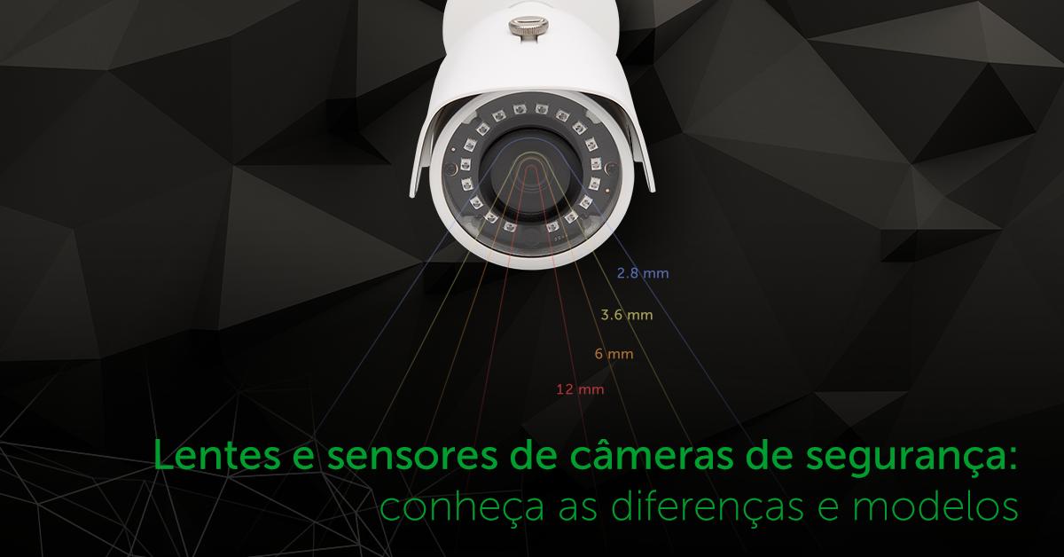 Lentes e sensor de câmera de segurança  conheça as diferençasBlog ... 48dd431d69