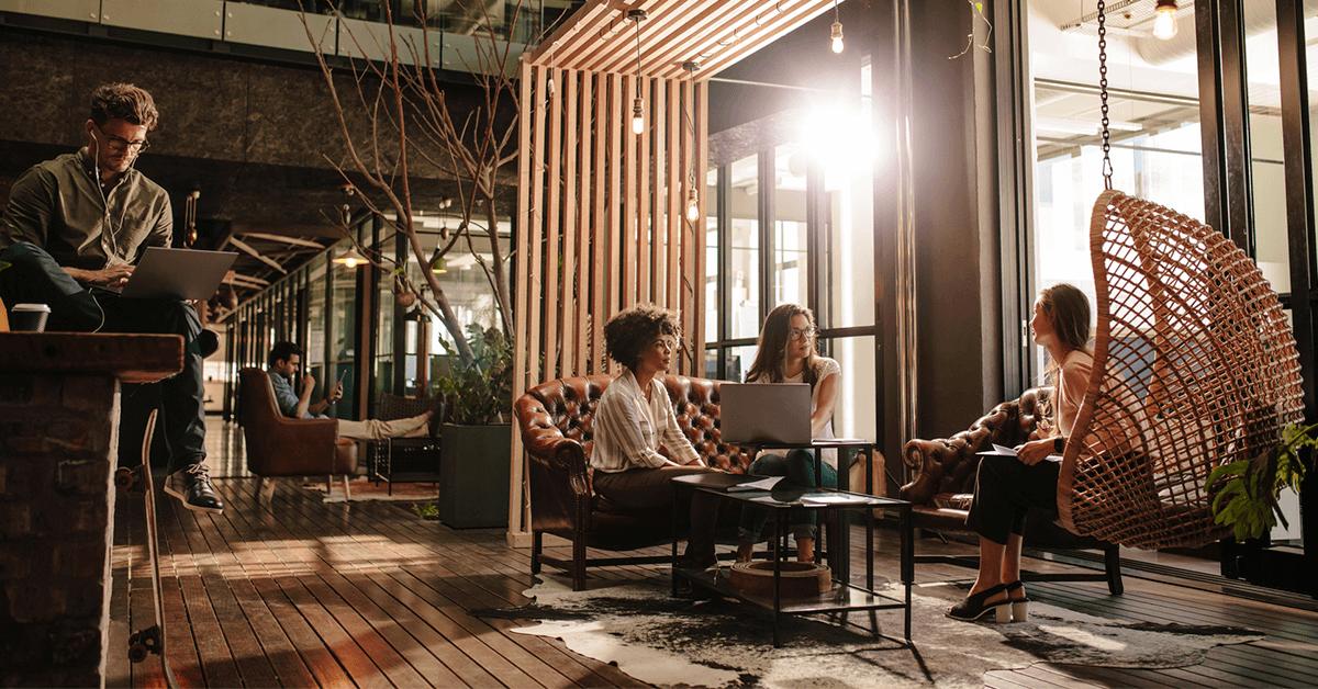 intelbras - controle de acesso de pessoas - negocios compartilhados
