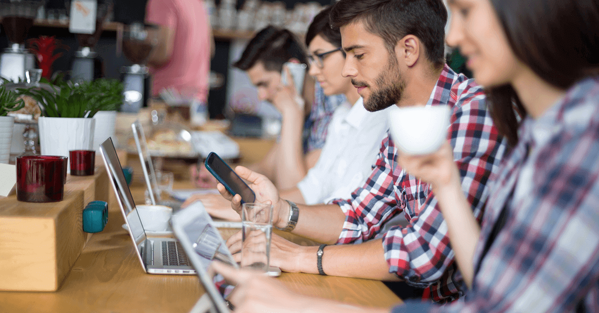 wi-fi para clientes