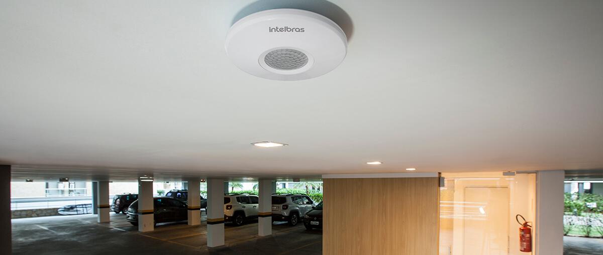 reduzir custo do condominio - Sensor de Iluminacao